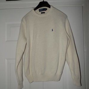 POLO BY RALPH LAUREN SWEATER SIZE L